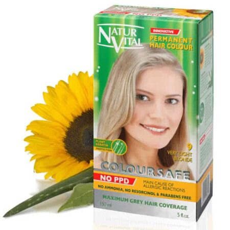 very light golden blonde hair dye, ppd free very light golden blonde hair color, no ppd very light golden blonde hair color - Naturvital Coloursafe PPD Free hair dye Very Light Golden Blonde No. 9, no ammonia, no parabens - NaturVital Hair Care Products. NaturesWell UK - Ireland - Coloursafe very light golden blonde No 1, UK's 1st permanent Hair Dyes,(P-Phenylenediamine) PPD free hair color, NO Ammonia, NO Parabens. Best natural hair care.