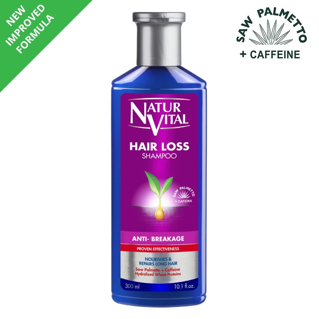 Hair Loss Shampoo Anti Breakage Naturvital