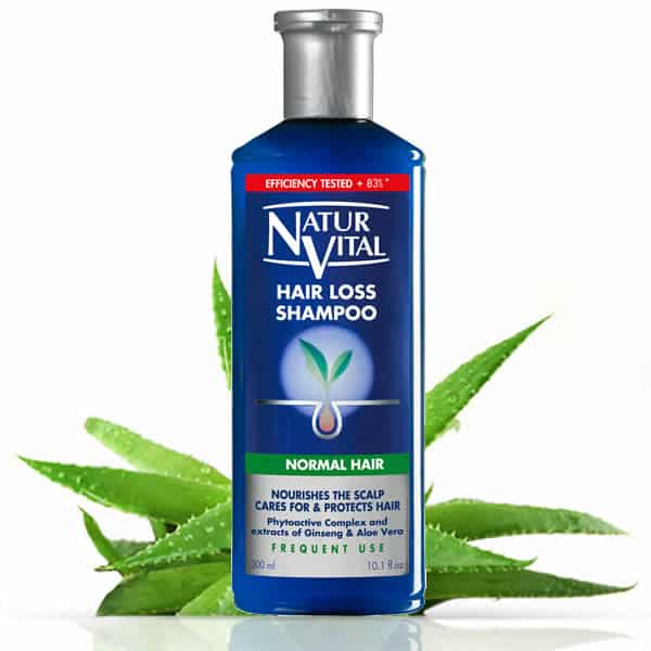 shampoo to treat hair loss
