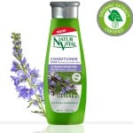 Sensitive Conditioner - NaturVital Hair Care Products. NaturesWell UK - Ireland - This hypoallergenic biological conditioner contains Aloe Vera, and Pro-Vitamin B5. It gives your hair the energy and nutrients necessary to support its growth while it hydrates and protects the natural balance of your hair. In addition also increases the fiber strength and improves hair texture. Contains no dyes, silicones, parabens preservatives or mineral oils. Bio Extract Certified. SUITABLE FOR VEGANS