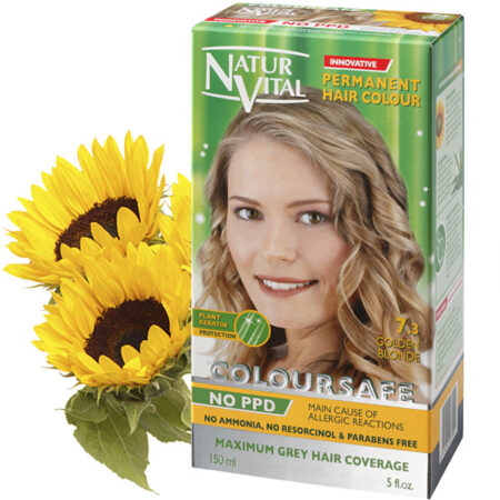 PPD FREE PERMANENT HAIR COLOUR – NaturVital