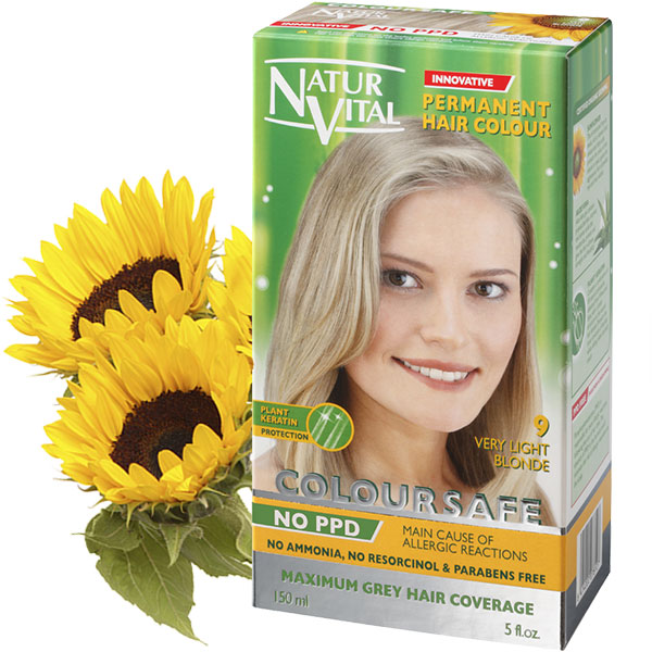 Very Light Golden Blonde Hair Dye, Ppd Free Very Light Golden Blonde Hair  Color,