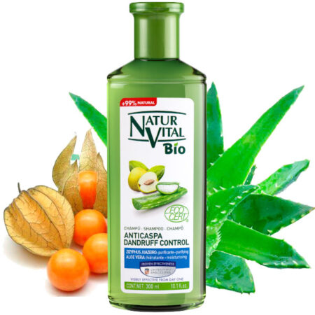 Natural Jua Anti-Dandruff Shampoo for Normal Hair